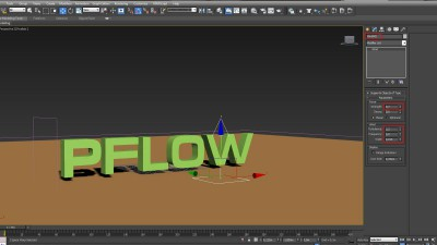 PFlow Tutorial 3ds Max