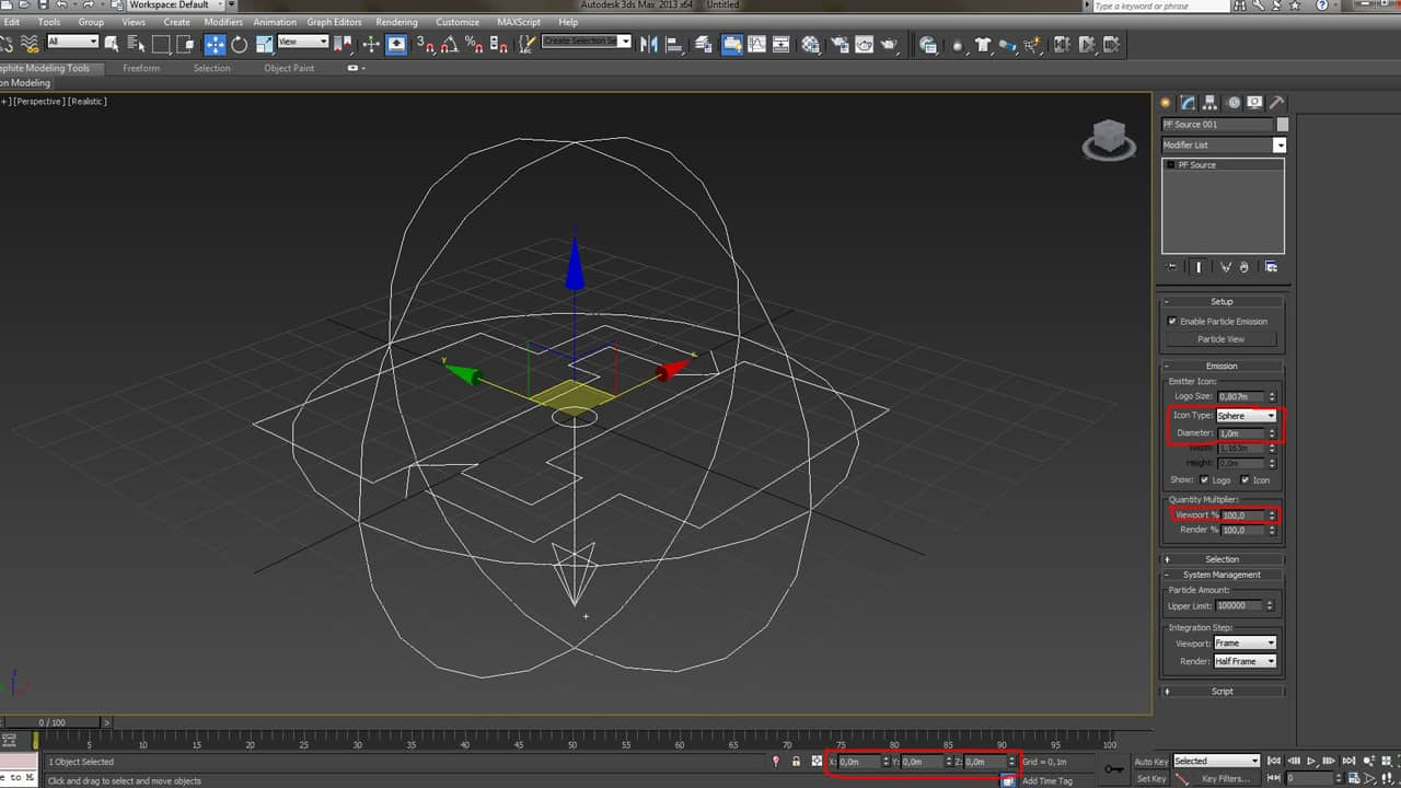 Tutorial about blobmesh object in 3ds max geminus 3d for 3ds max step by step tutorials for beginners