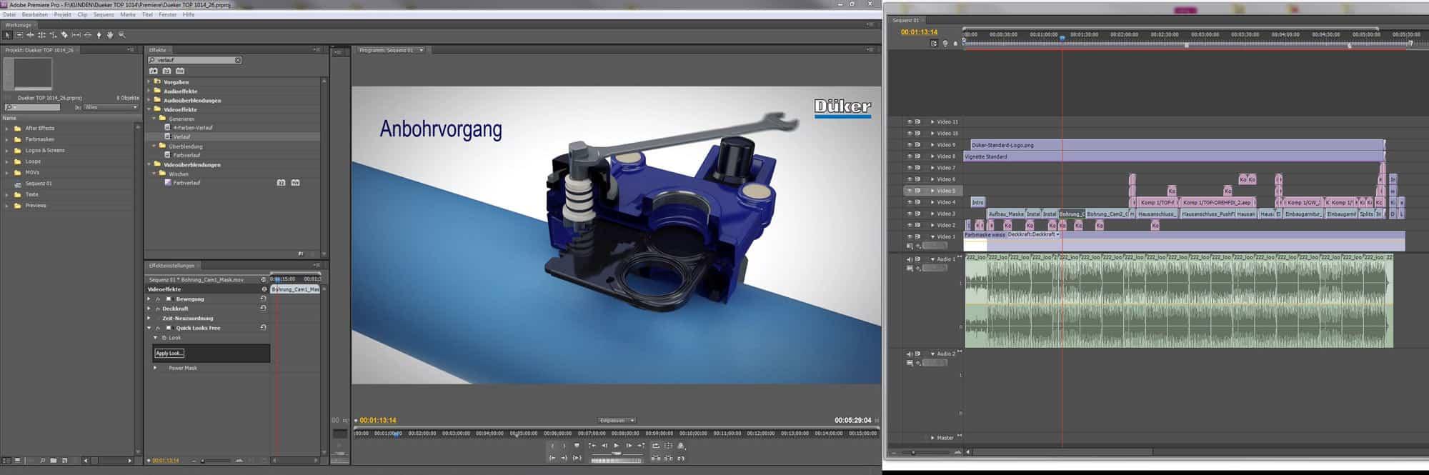 Videoschnitt-Premiere-Pro