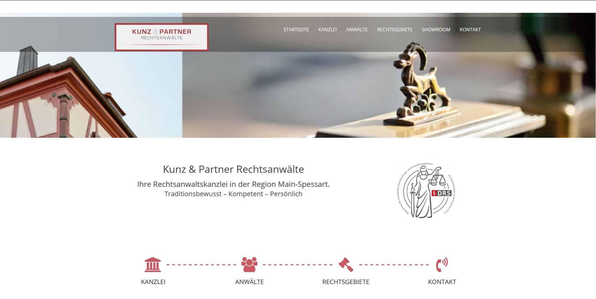website-kunz-partner